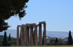 Athens – Temple of Olympian Zeus (July 2017)